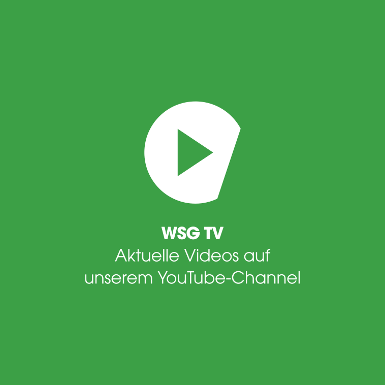 Aktuelle Videos auf unserem YouTube-Channel